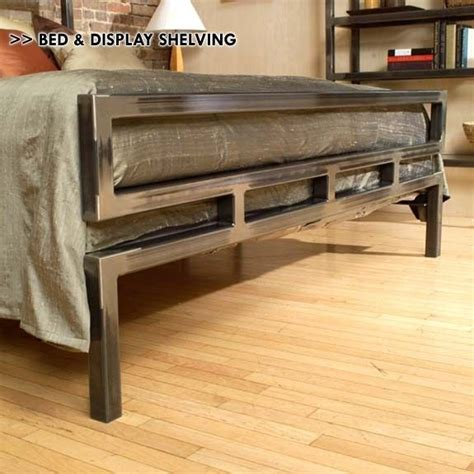 classic boltz bed frame by boltz here is my steel