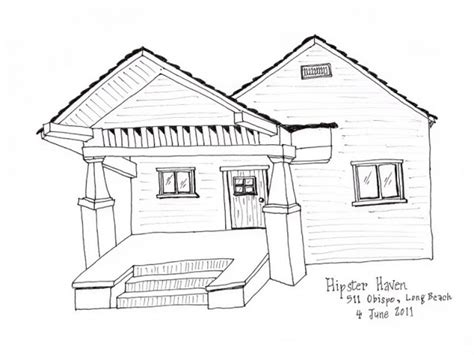 simple house drawing beach house pencil drawing easy drawing beach house beach