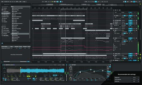 Themes For Ableton Live 9 | ableton live 9 skin by pureav on deviantart
