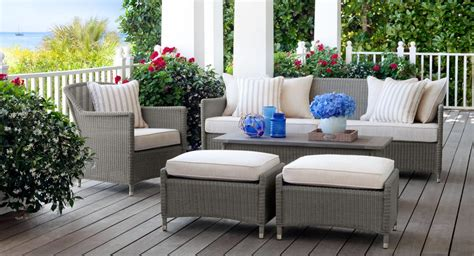 wicker look patio furniture furniture patio outdoor furniture grey wicker patio