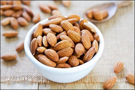 Kacang Almond By Ww Snack facts of almonds serving inspire through