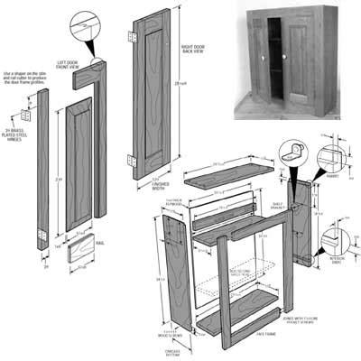 building kitchen cabinet plans find house plans