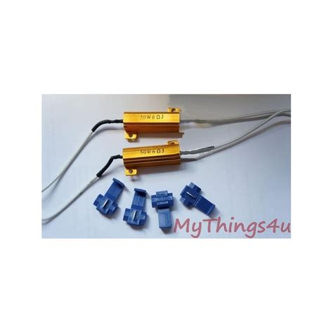ohmic load resistor ohmic load resistor 28 images lumen led load resistors ebay alloy 50w 6ohm car led drl fog