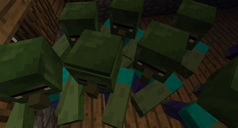 zombie villager tutorial repopulating your minecraft world the zombie villager