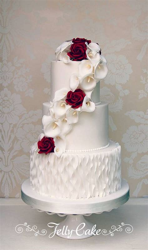 Wedding Cake Roses by 25 Best Ideas About Wedding Cakes On