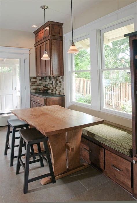kitchen table sets bench seating  images kitchen