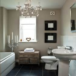 Chic Bathroom Ideas Chic White Bathroom Bathroom Housetohome Co Uk