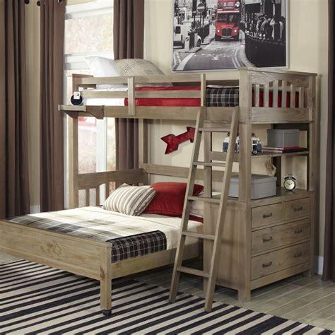 highlands loft bed box a ends headboard slats only