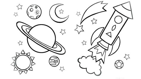 outer space coloring pages space coloring sheet outer space coloring pages space