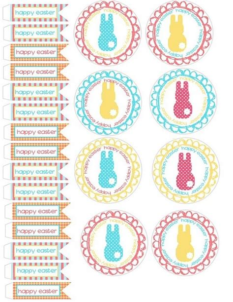 printable easter stickers 33 best images about easter labels easter label templates