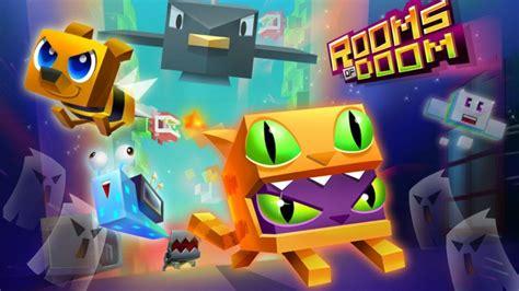 rooms of doom rooms of doom review run the gauntlet gamezebo