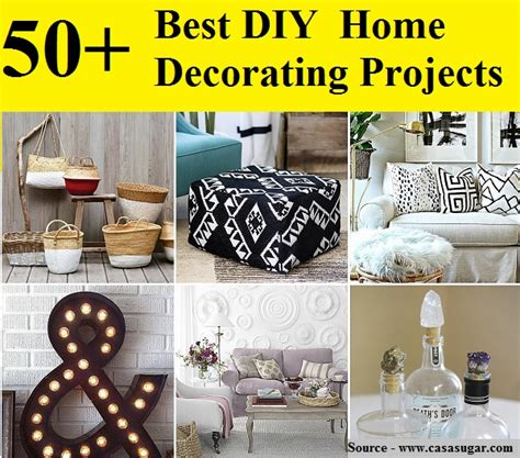 diy home decor ideas the grant life 50 best diy home decorating projects home and life tips