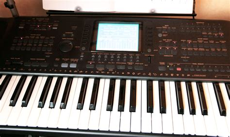 Keyboard Technics Kn 2000 technics sx kn2000 image 727568 audiofanzine