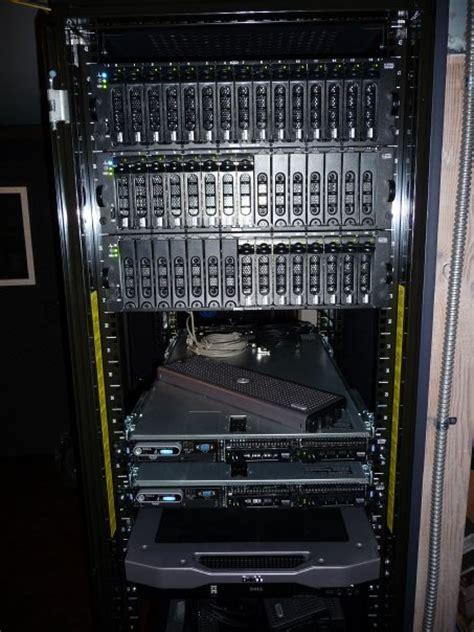 Rack Setup benchmarking hardware setup paul s randal