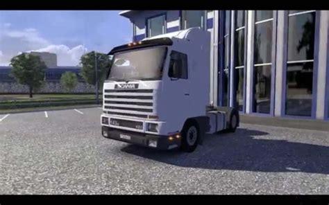 ets 2 new truck scania 143m 420 v 1 scania mod f 252 r