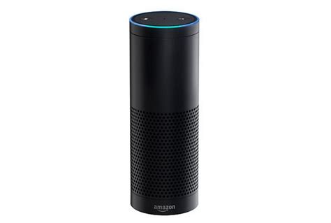 Echo Black Original Smart Speaker Multimedia echo smart speaker black absolute home