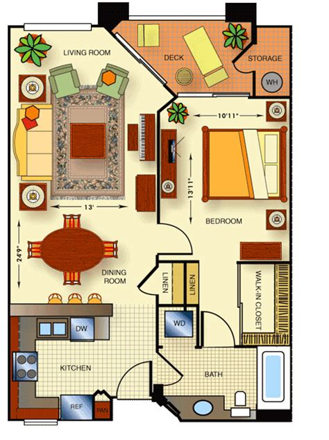 individual floor plans of luxury condo units blu condos meridian floor plans