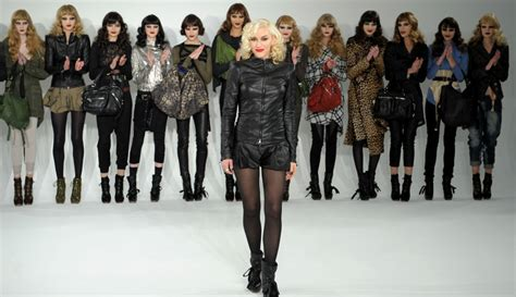 Gwen Stefani Parts Ways With Designer by Lexus The New Automotive Sponsor For New York Fashion