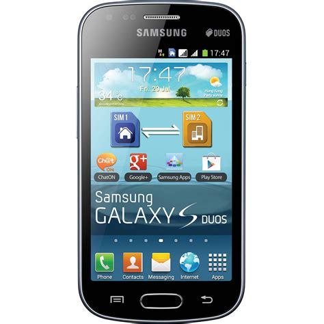 samsung galaxy s duos gt s7562l 4gb smartphone black s7562l blk