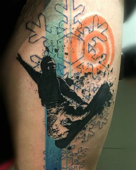 snowboard tattoo 25 best ideas about snowboarding on