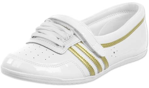 adidas concord w shoes white gold