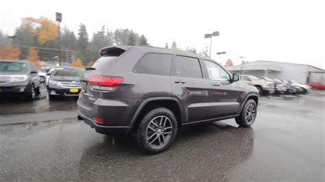 jeep grand trailhawk granite 2018 jeep grand trailhawk 4x4 granite