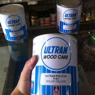 Propan Ultran Wood Care P 01 jual ultran wood care plitur kayu furniture p 01 solar