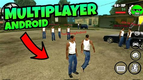 android multiplayer gta san andreas android multiplayer mod gta sa mp android