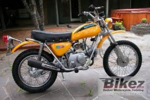 Honda Sl70 For Sale 1971 Honda Sl70 Specifications And Pictures