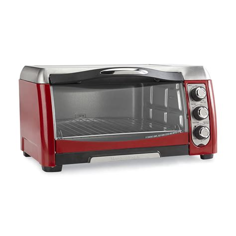 Toaster Oven With Slice Toaster Hamilton Brands Inc 31335 6 Slice Toaster Oven
