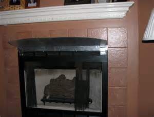 fireplace heat deflector shield home design ideas