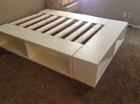 Build Your Own Bed Frame Plans Pdf Build Your Own Bed Frame With Storage Plans Free