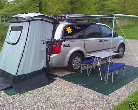 ka carnival awning minivan cer van conversion package on vw dodge other