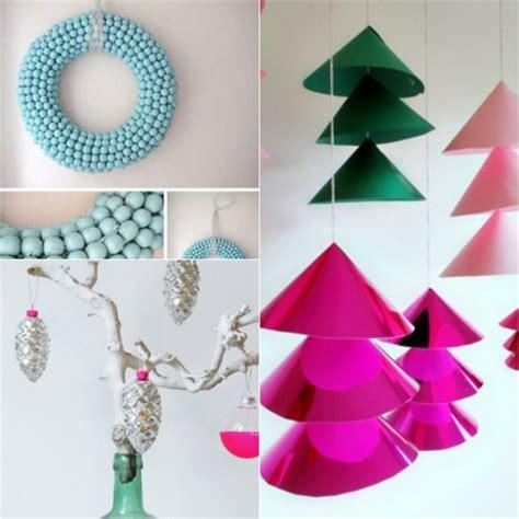 arboles de navidad originales manualidades manualidades para navidad cincuenta ideas originales
