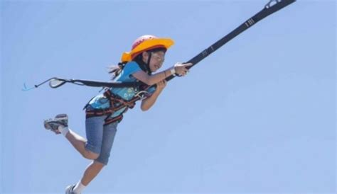 rope swing gold coast 20 metre high giant swing unveiled at the tallebudgera