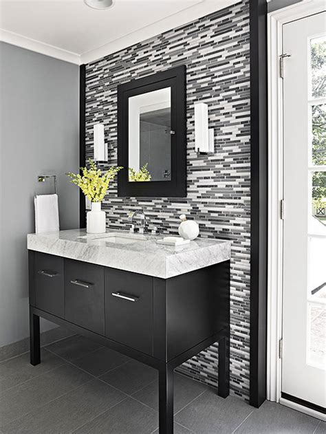 black vanity bathroom ideas single vanity design ideas