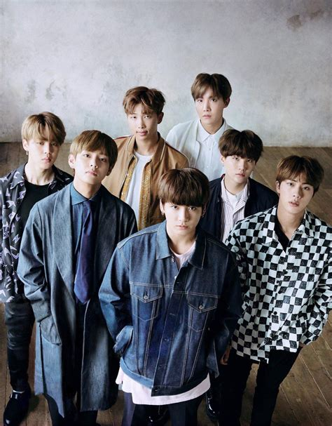 bts new album bts officially announces new mini album love yourself 承 her