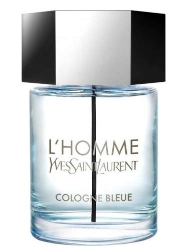 l homme cologne bleue yves laurent cologne a new fragrance for 2018