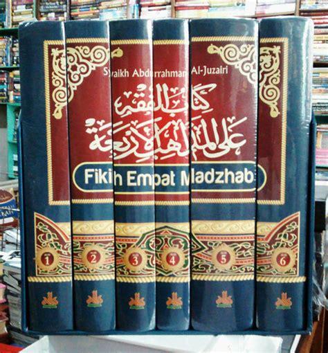 Shalat Empat Madzhab buku fikih empat madzhab 1 set 6 jilid toko muslim title