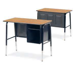 student desk virco 765 series jr executive student desk