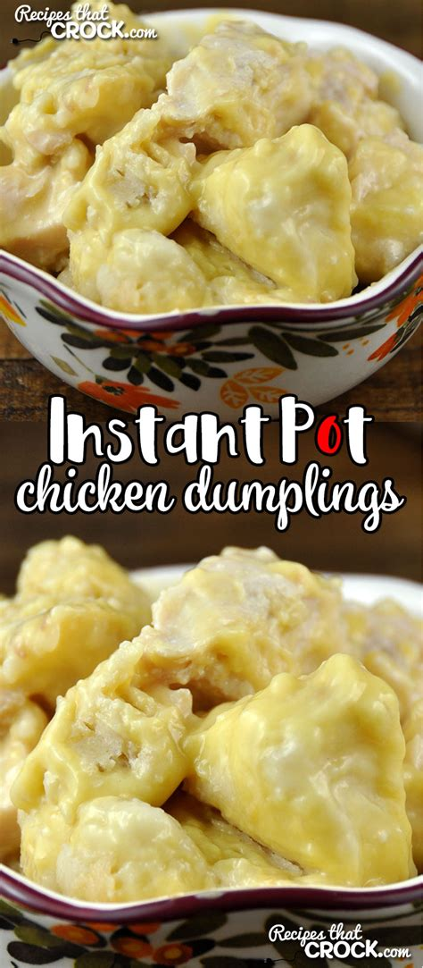 printable recipes for chicken instant pot chicken dumplings recipes that crock