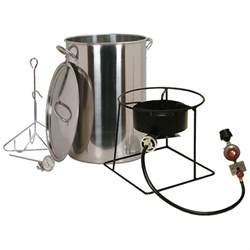 Turkey Frying Rack by King Kooker 30 Qt Outdoor Turkey Fryer Package 517722