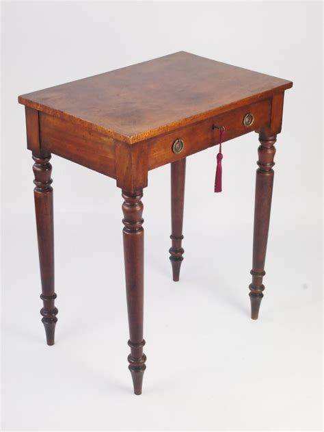 small antique writing desk side table 314143