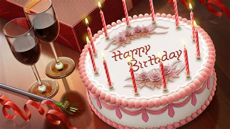 happy birthday cakes images happy birthday wishes free download hd wallpaper free