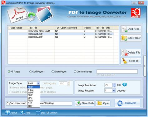 format converter to pdf download free convert pdf pages to jpg format by axommsoft