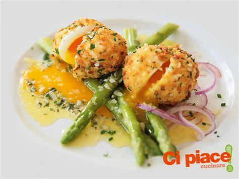 cucinare asparagi e uova asparagi con uova impanate ci piace cucinare