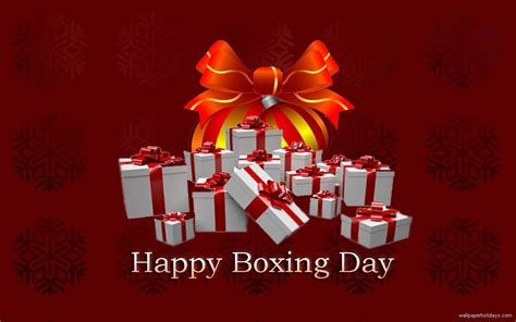 dyk today is boxing day and was once more important