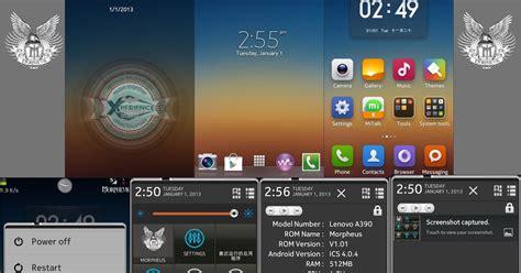 themes for lenovo vibe z themes android lenovo a390 rom morpheus for lenovo a390
