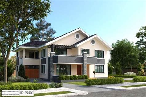 5 Bedroom House by 5 Bedroom House Plan Id 25401 Floor Plans By Maramani