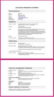 Curriculum Vitae Voorbeeld by Voorbeelden Curriculum Vitae Images